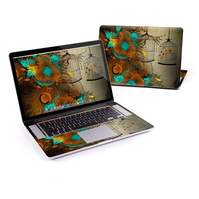 MacBook Pro Retina 15in Skin - Rusty Lace