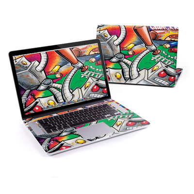 MacBook Pro Retina 15in Skin - Robot Beatdown