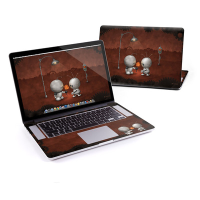 MacBook Pro Retina 15in Skin - Robots In Love