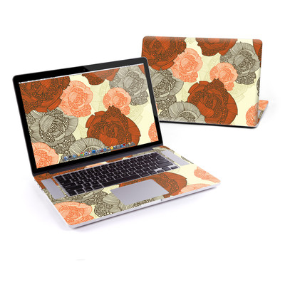 MacBook Pro Retina 15in Skin - Roses
