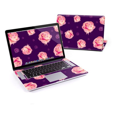 MacBook Pro Retina 15in Skin - Rosette