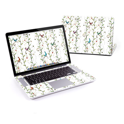 MacBook Pro Retina 15in Skin - Royal Birds
