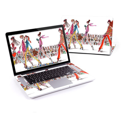 MacBook Pro Retina 15in Skin - Runway Runway