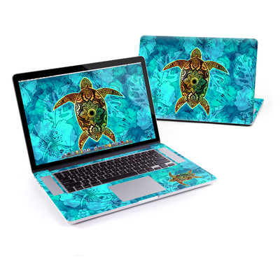 MacBook Pro Retina 15in Skin - Sacred Honu