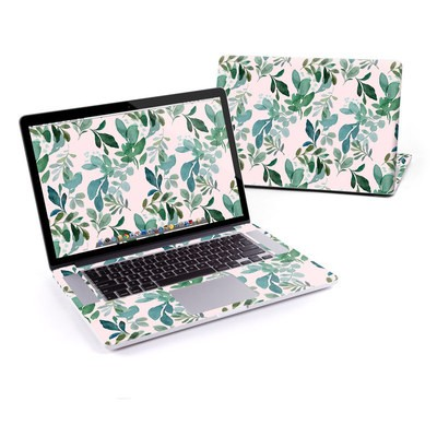 MacBook Pro Retina 15in Skin - Sage Greenery