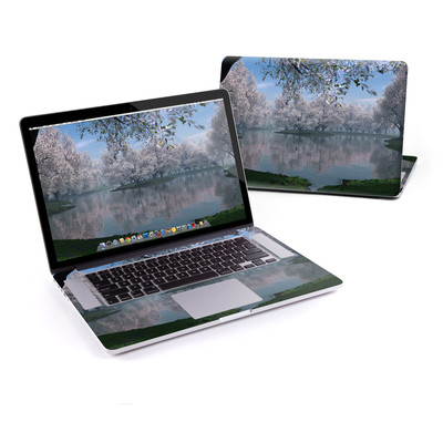MacBook Pro Retina 15in Skin - Sakura