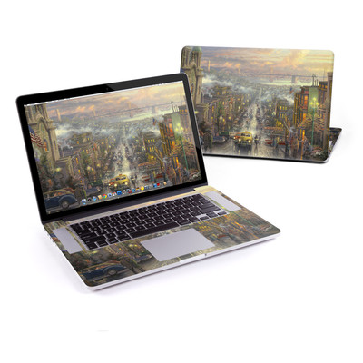 MacBook Pro Retina 15in Skin - Heart of San Francisco