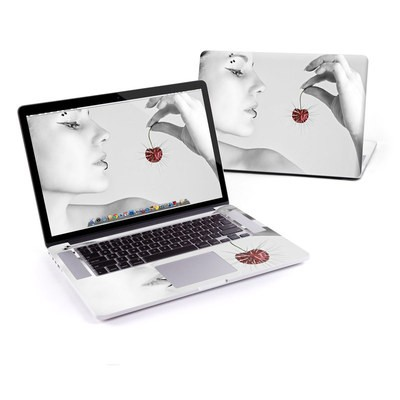 MacBook Pro Retina 15in Skin - Spiked Cherry