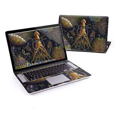 MacBook Pro Retina 15in Skin - Sea Flowers