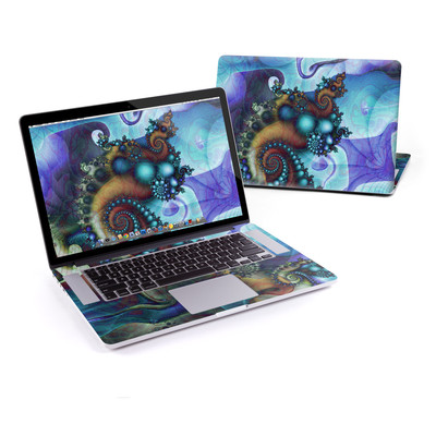 MacBook Pro Retina 15in Skin - Sea Jewel
