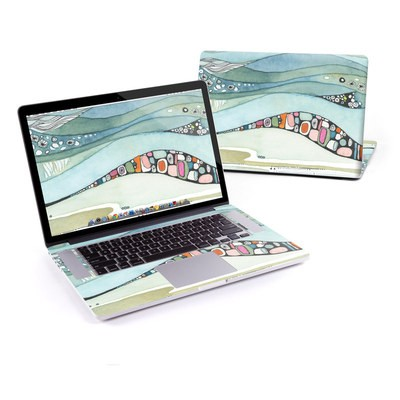 MacBook Pro Retina 15in Skin - Sea of Love