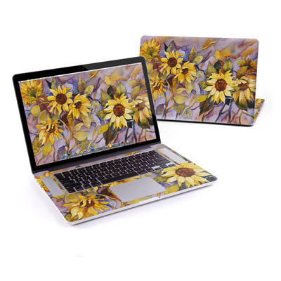 MacBook Pro Retina 15in Skin - Sunflower
