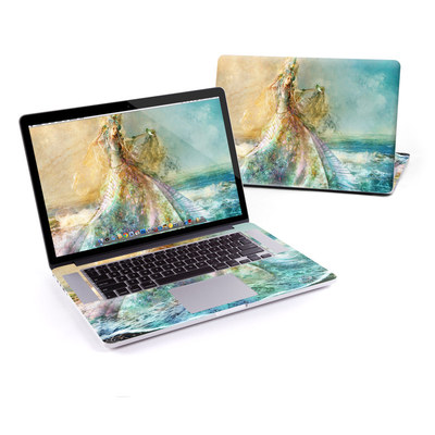 MacBook Pro Retina 15in Skin - The Shell Maiden