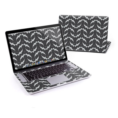 MacBook Pro Retina 15in Skin - Shiver of Sharks