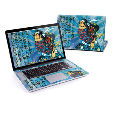 MacBook Pro Retina 15in Skin - Samurai Honor
