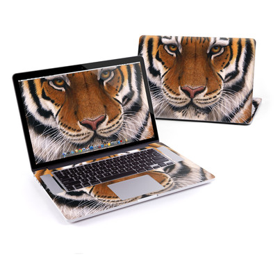 MacBook Pro Retina 15in Skin - Siberian Tiger
