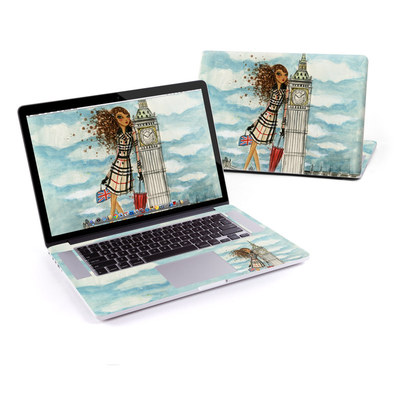 MacBook Pro Retina 15in Skin - The Sights London