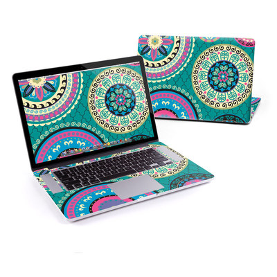 MacBook Pro Retina 15in Skin - Silk Road