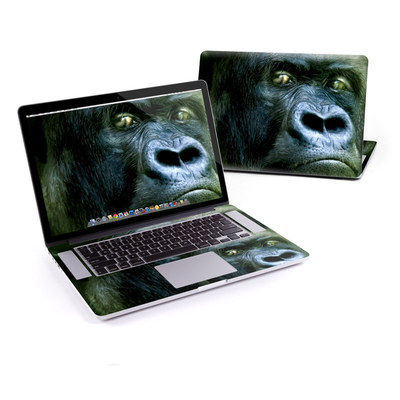 MacBook Pro Retina 15in Skin - Silverback