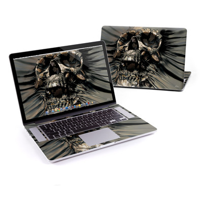 MacBook Pro Retina 15in Skin - Skull Wrap