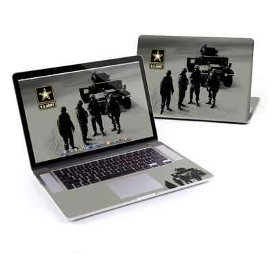 MacBook Pro Retina 15in Skin - Soldiers All