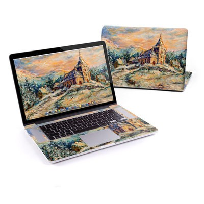 MacBook Pro Retina 15in Skin - Snow Landscape