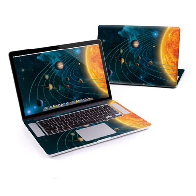 MacBook Pro Retina 15in Skin - Solar System