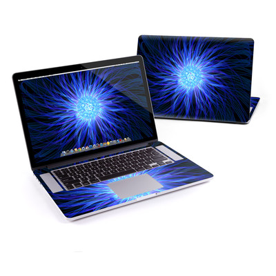 MacBook Pro Retina 15in Skin - Something Blue