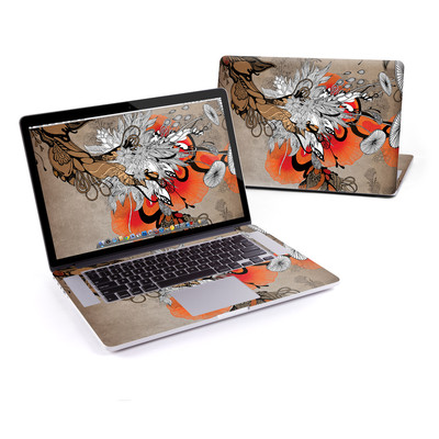 MacBook Pro Retina 15in Skin - Sonnet
