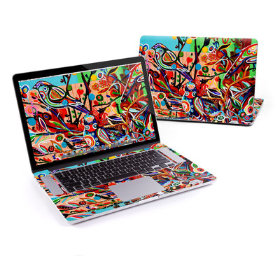 MacBook Pro Retina 15in Skin - Spring Birds
