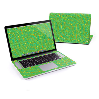 MacBook Pro Retina 15in Skin - Speckle Contours