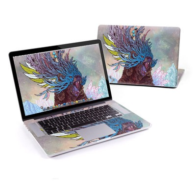 MacBook Pro Retina 15in Skin - Spirit Bear