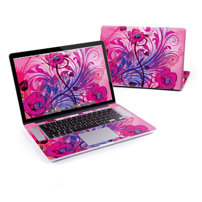 MacBook Pro Retina 15in Skin - Spring Breeze
