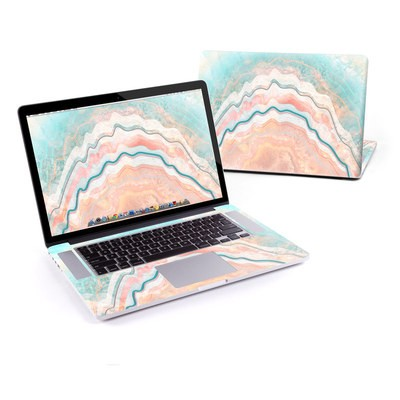 MacBook Pro Retina 15in Skin - Spring Oyster