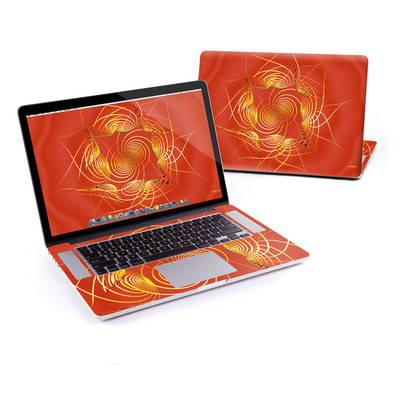 MacBook Pro Retina 15in Skin - Spiral Stellations