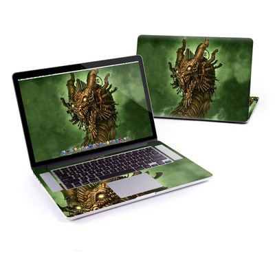 MacBook Pro Retina 15in Skin - Steampunk Dragon