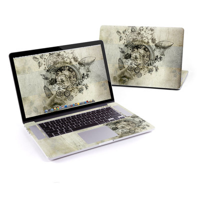 MacBook Pro Retina 15in Skin - Steamtime