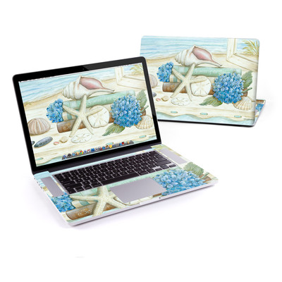 MacBook Pro Retina 15in Skin - Stories of the Sea