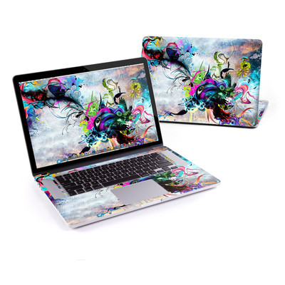MacBook Pro Retina 15in Skin - Streaming Eye