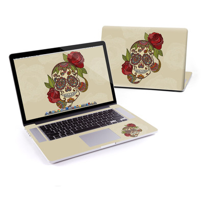 MacBook Pro Retina 15in Skin - Sugar Skull