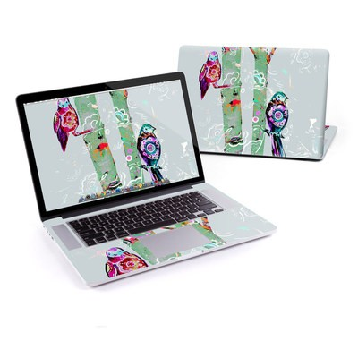 MacBook Pro Retina 15in Skin - Summer Birch