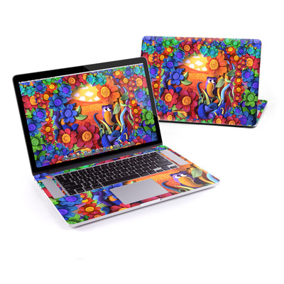 MacBook Pro Retina 15in Skin - Summerbird