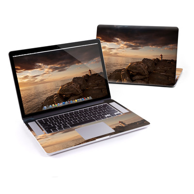 MacBook Pro Retina 15in Skin - Sunset Beacon
