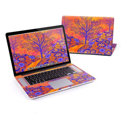 MacBook Pro Retina 15in Skin - Sunset Park