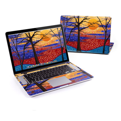 MacBook Pro Retina 15in Skin - Sunset Moon