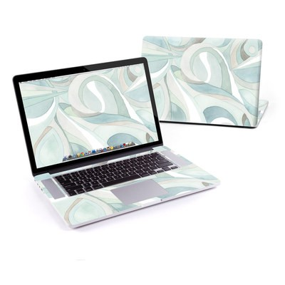 MacBook Pro Retina 15in Skin - Swirl
