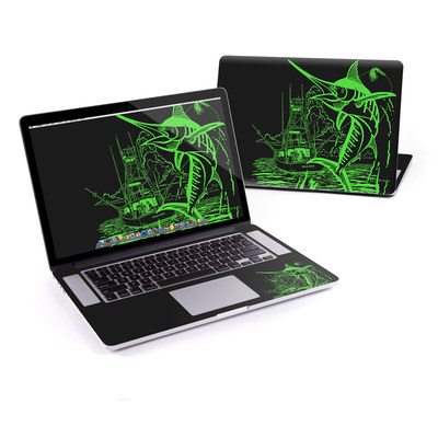 MacBook Pro Retina 15in Skin - Tailwalker