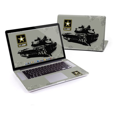 MacBook Pro Retina 15in Skin - Tank Tuff