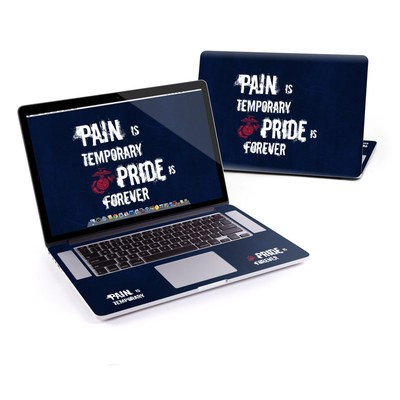 MacBook Pro Retina 15in Skin - Pain is Temporary