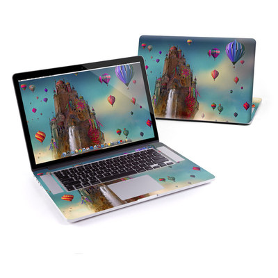 MacBook Pro Retina 15in Skin - The Festival
